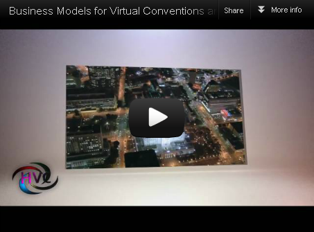 Business Models for social discovery community & virtual events with the HVC Software Platform
